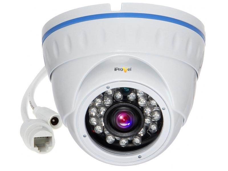EL-IP C104 - Kamery kopułkowe IP