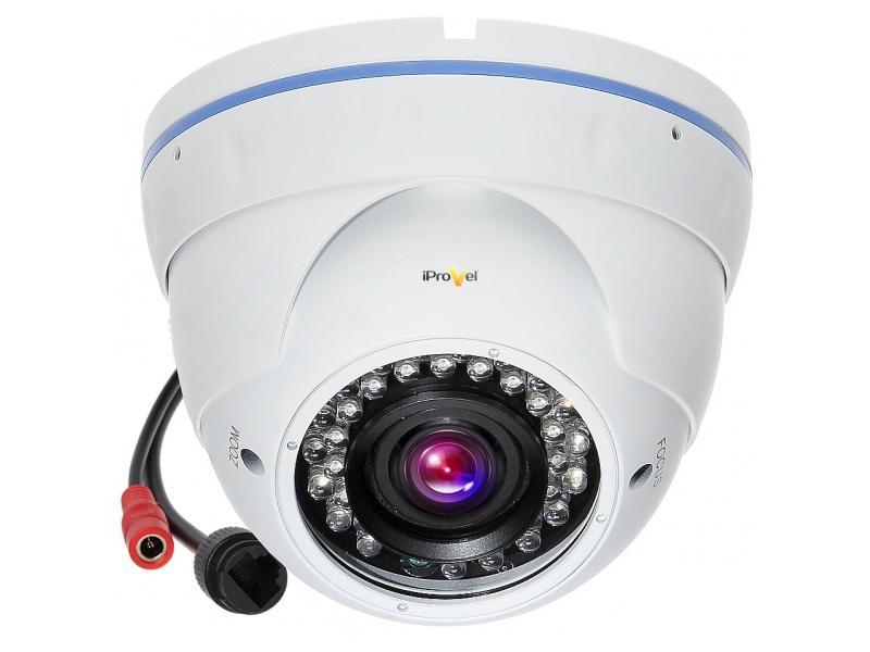 EL-IP C135 - Kamery kopułkowe IP
