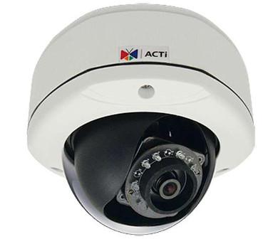 ACTi E88 - Kamery kopułkowe IP