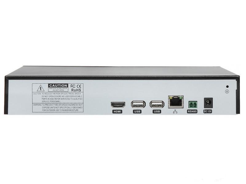 EL-IP NV415 - Rejestratory 4-kanałowe