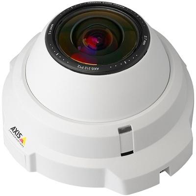 AXIS 212 PTZ Mpix - Kamery kopułkowe IP