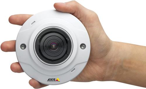AXIS M3004-V Mpix - Kamery kopułkowe IP