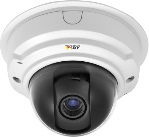 AXIS P3346-V Mpix - Kamery kopułkowe IP