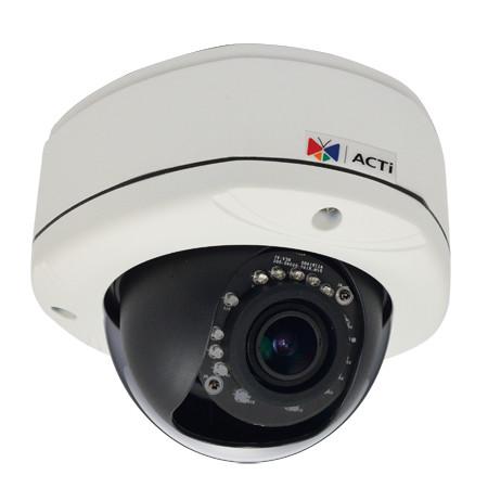 ACTI D81A - Kamery kopułkowe IP