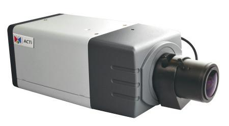 ACTi E22VA - Kamery kompaktowe IP