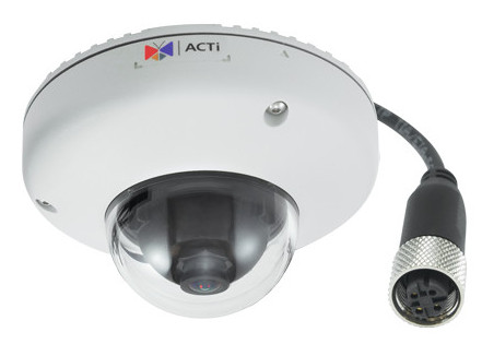ACTI E920M - Kamery kopułkowe IP