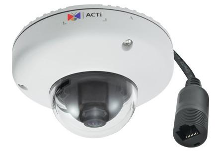 ACTi E922 - Kamery kopułkowe IP