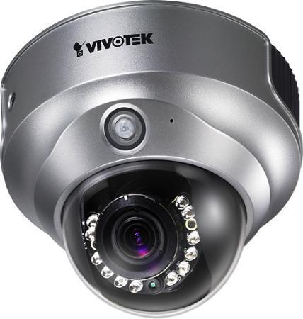 FD8161 VIVOTEK Mpix - Kamery kopułkowe IP