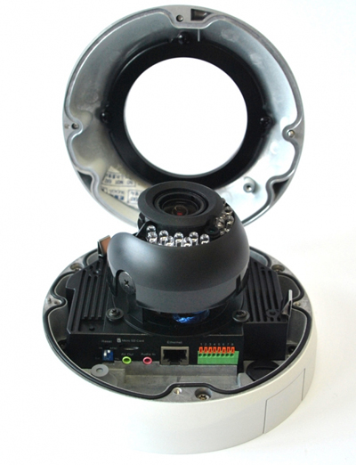 FD8372 Vivotek Mpix - Kamery kopułkowe IP