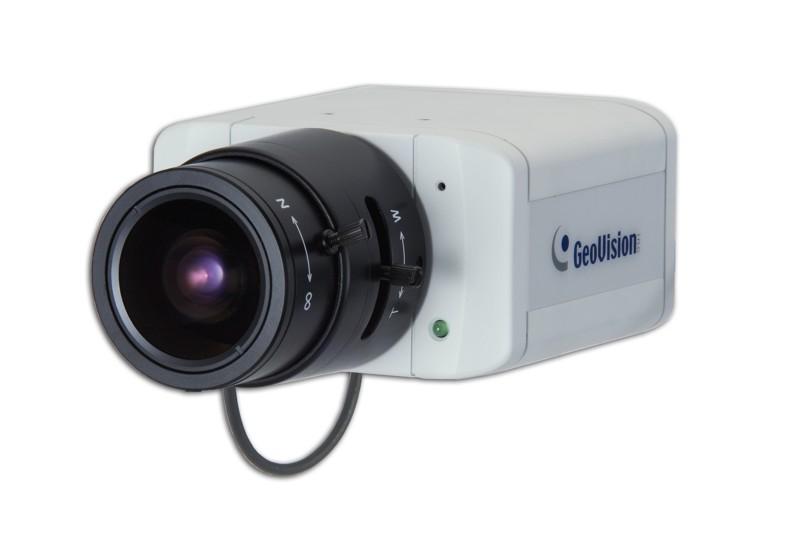 Geovision GV-BX2500-3V - Kamery kompaktowe IP