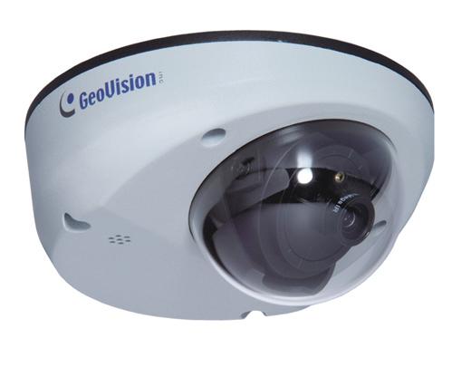 GV-MDR320 Mpix - Kamery kopułkowe IP