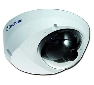 GV-MFD3401-6F - Kamera IP 3 MP PoE 2,3 mm - Kamery kopułkowe IP
