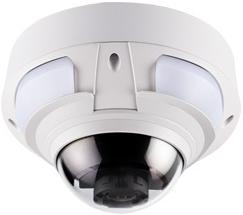 GV-VD1540 - Kamery kopułkowe IP