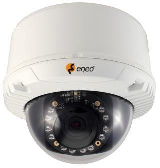 GXD-1510M/IR eneo Mpix - Kamery kopułkowe IP