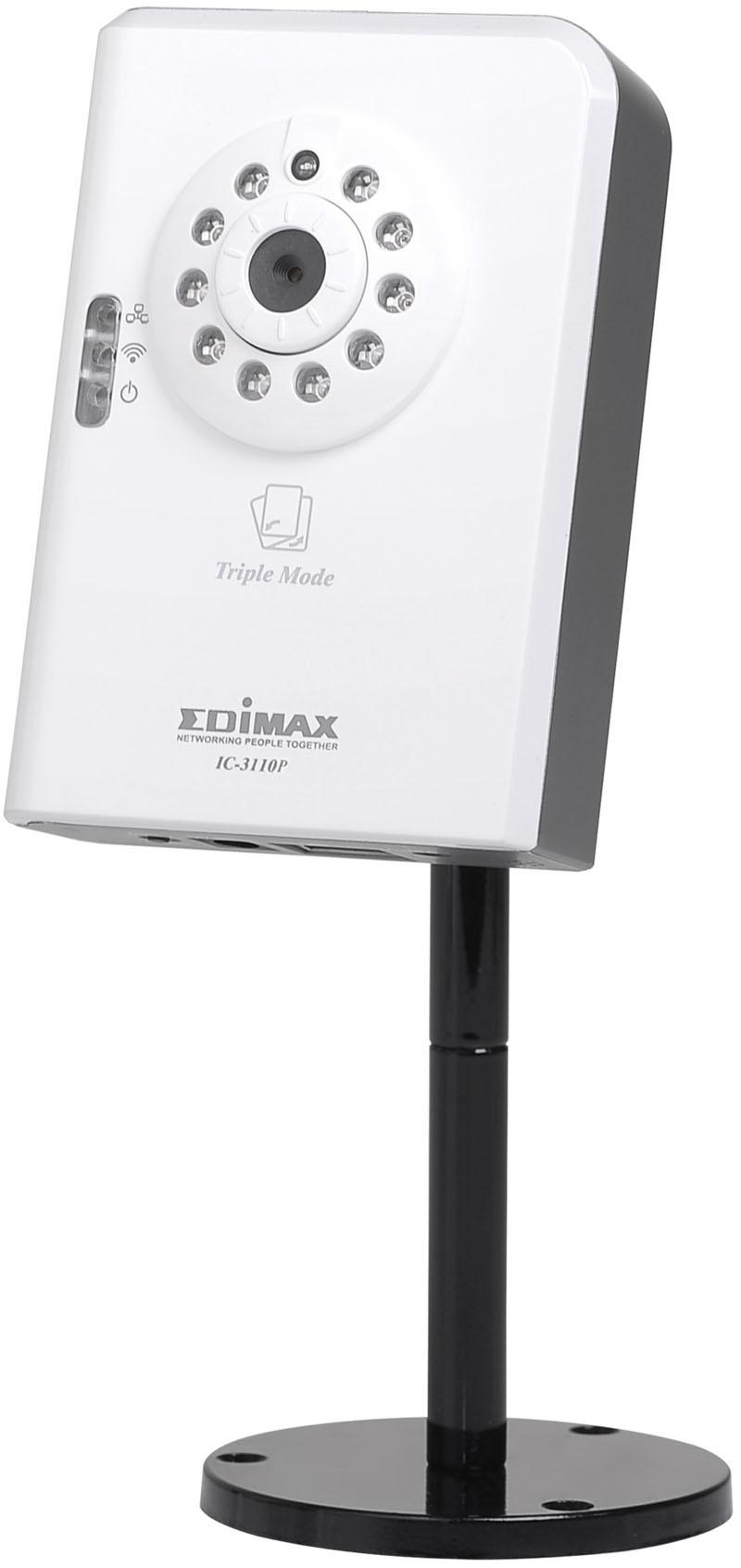 EDIMAX IC-3110P - Kamery kompaktowe IP