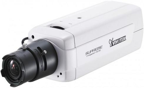 IP8162 VIVOTEK Mpix - Kamery kompaktowe IP