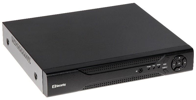 LC-4001 AHD - Rejestrator 4-kanałowy AHD, IP, PAL - Rejestratory 4-kanałowe