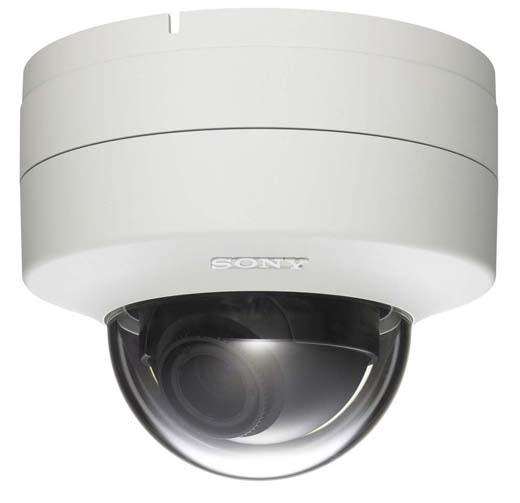SNC-DH140T Sony Mpix - Kamery kopułkowe IP