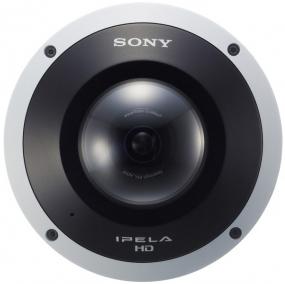 Sony SNC-HM662 - Kamery kopułkowe IP