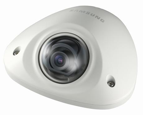 Samsung SNV-5010 Mpix - Kamery kopułkowe IP
