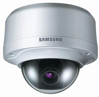 SNV-5080 Samsung Mpix - Kamery kopułkowe IP