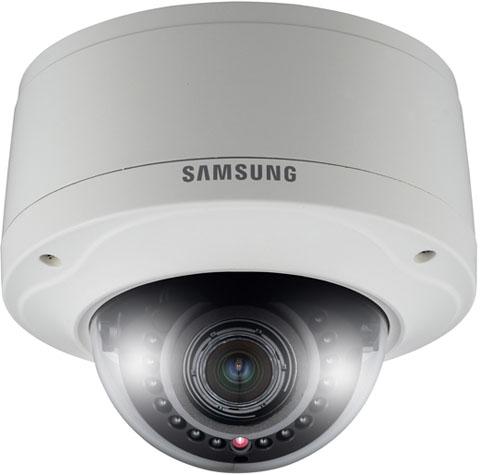 SNV-5080R Samsung Mpix - Kamery kopułkowe IP