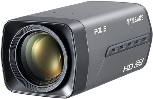 Samsung SNZ-5200 - Kamery kompaktowe IP