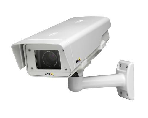 AXIS Q1755-E 50HZ Mpix - Kamery kompaktowe IP