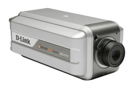 D-Link DCS-3110 - Kamery kompaktowe IP