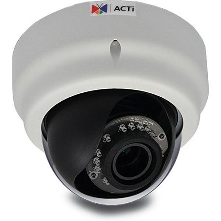 ACTi E68 - Kamery kopułkowe IP
