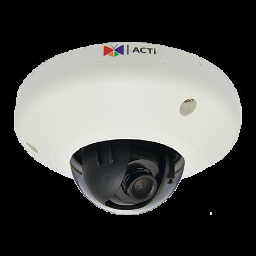 ACTi E91 - Kamery kopułkowe IP