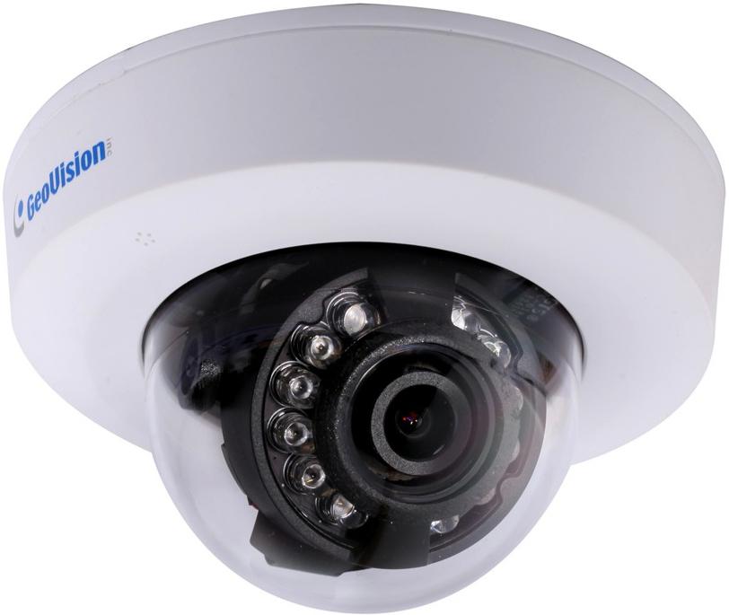 GV-EFD1100-0F - Kamery kopułkowe IP