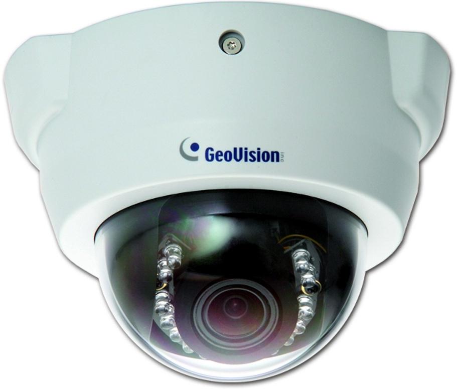 GV-FD1500 - Kamery kopułkowe IP