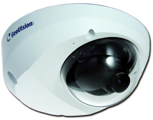 GV-MFD120 Mpix - Kamery kopułkowe IP