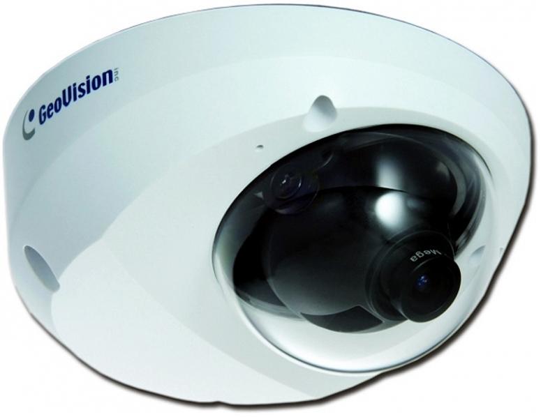 GV-MFD3401-4F - Kamery kopułkowe IP