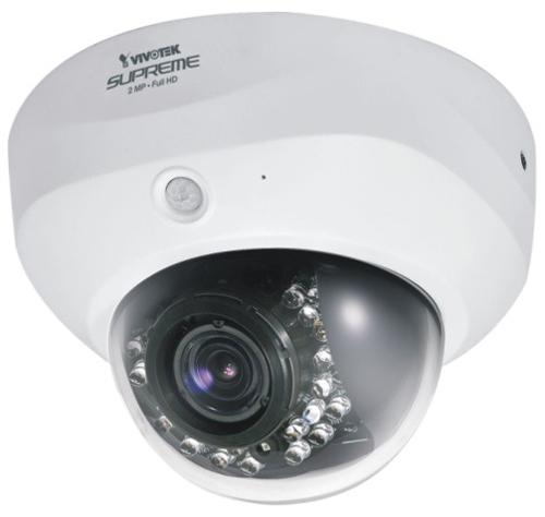 FD8162 VIVOTEK Mpix - Kamery kopułkowe IP